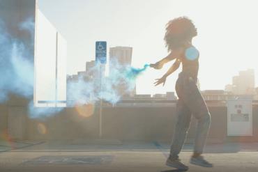 Book Trailer: Six Feet Apart, Love in Quarantine